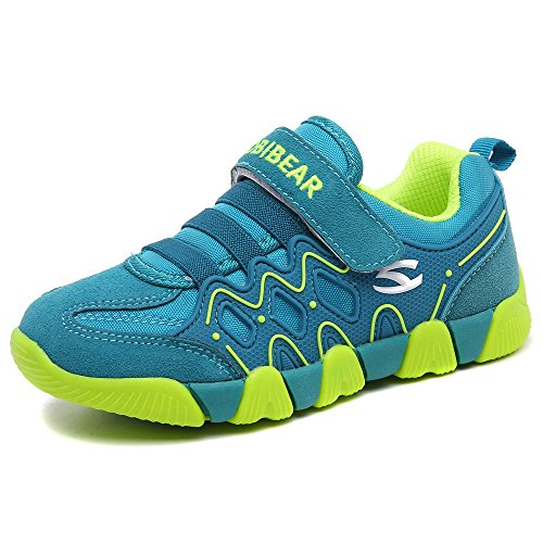 HOBIBEAR-Kids-Outdoor-Sneakers-Strap-Athletic-Running-Shoes