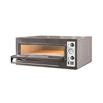 Horno para pizza Resto Italia con 1 cámara de cocción grande