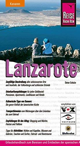 Lanzarote, Insel (Reise Know-How - Urlaubshandbuch)