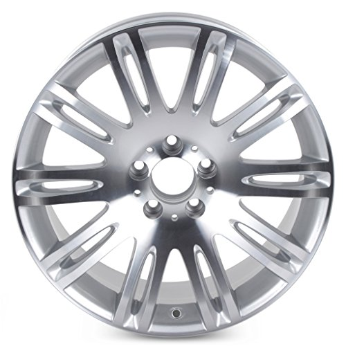 Brand New 18'' x 8.5'' Alloy Replacement Wheel for Mercedes E350 E550 2007 2008 2009 Rim 65432 Machined by Wheelership (Image #2)