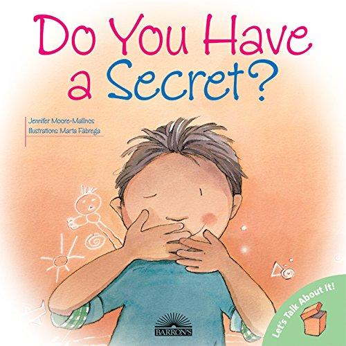 - Do You Have a Secret? (Let's Talk About It!)