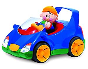 Tolo Toys First Friends Car - Primary Colors
