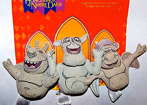 Gargoyle Ball (Juggling Gargoyles from Disney's Hunchback of Notre Dame)