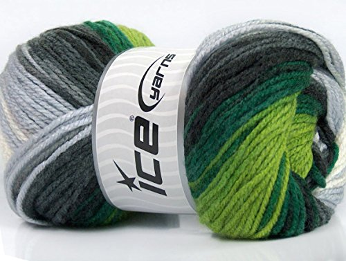 Black Magic Yarn - 8