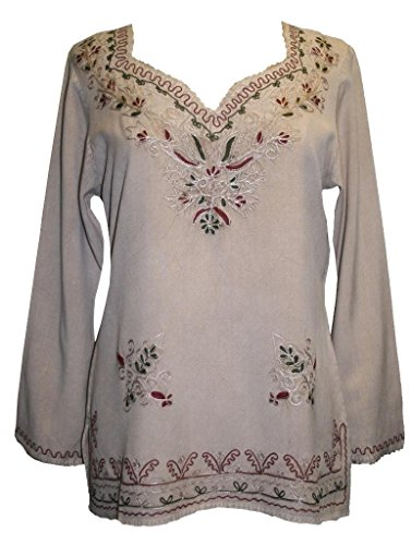 720-B-Medieval-Renaissance-Embroidered-Top-Blouse