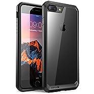 iPhone 8 Plus Case, SUPCASE Unicorn Beetle Series Premium Hybrid Protective Clear Case for Apple iPhone 7 Plus 2016 / iPhone 8 Plus 2017 Release