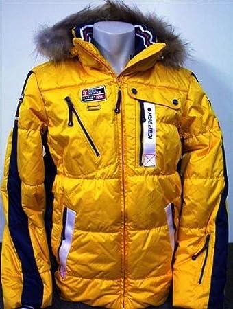 Icepeak skijacke gelb – Stilvolle Jacken