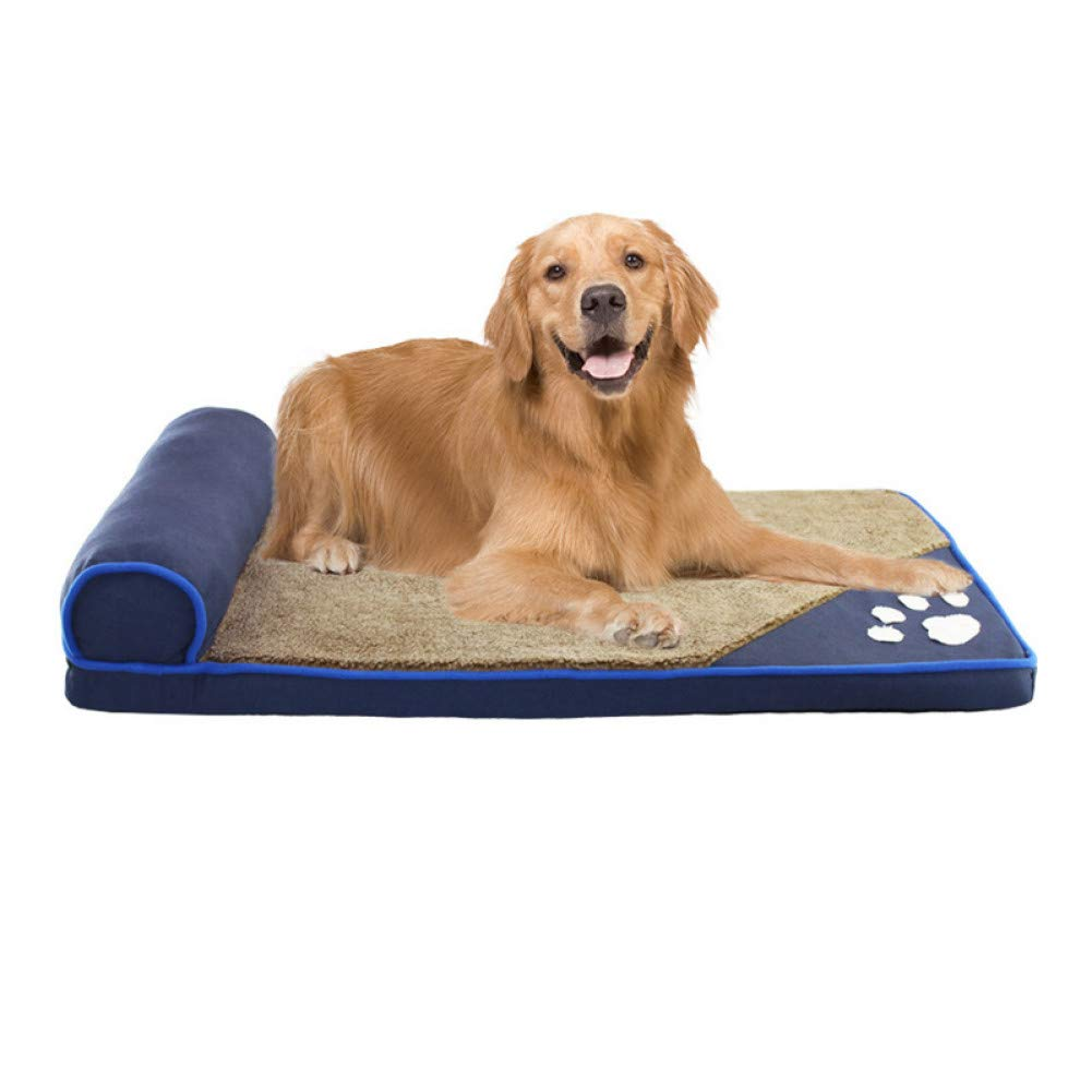 CZHCFF Big dog bed house dog sofa bed big dog dog pillow