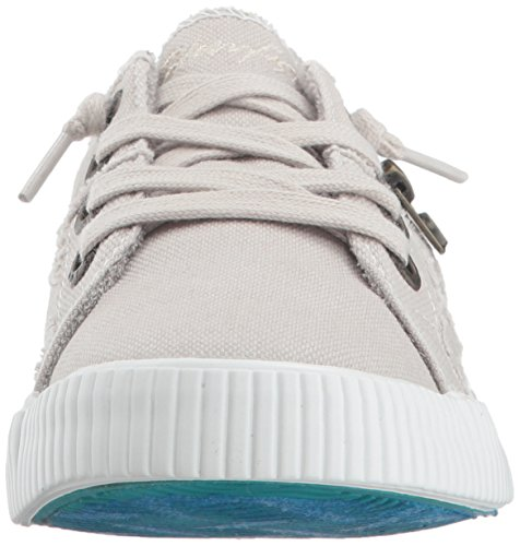 Pictures of Blowfish Women's Fruit Sneaker Sand Grey Sand Grey Smoked Oz Canvas 6