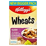 Kellogg's Raisin Wheats Cereal 600 g (Pack of 6)