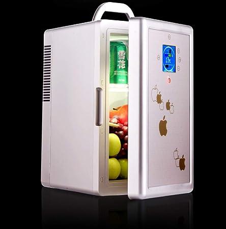 YIWANGO Portátil Refrigerador Pequeñas Bebidas Aperitivos Fría ...