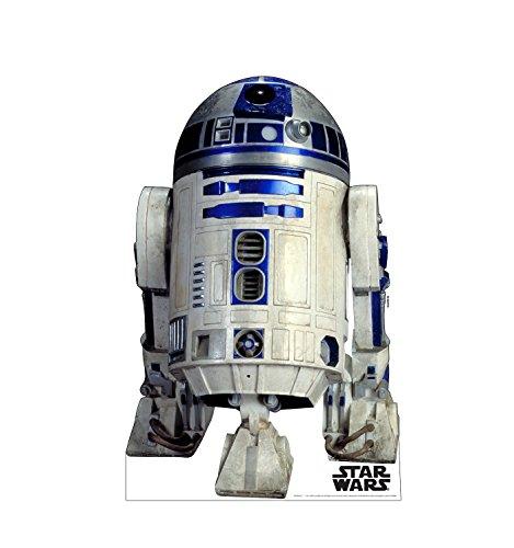 Advanced Graphics R2-D2 Life Size Cardboard Cutout Standup - Star Wars Classics (IV - VI) ()