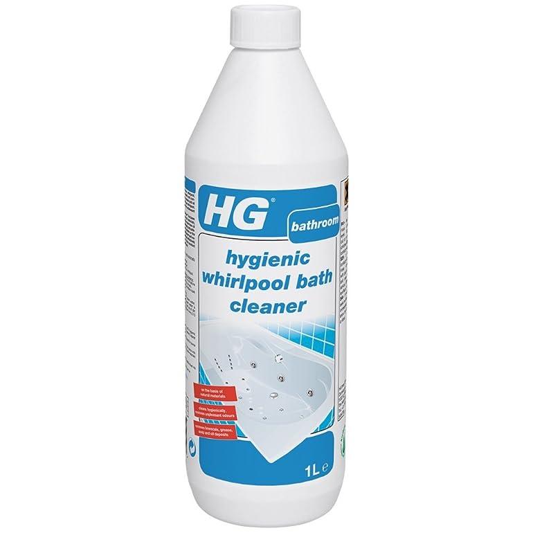 HG hygienic whirlpool bath cleaner 1L - A whirlpool bath cleaner ...