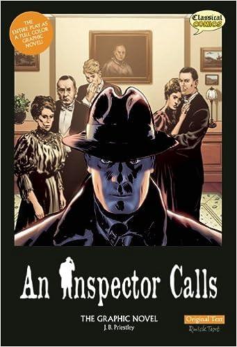 An Inspector Calls The Graphic Novel Original Text