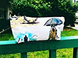 Makeup Pouch City Girls, Cosmetic Bag, Fabric Makeup Pouch, Toiletries Bag for Women