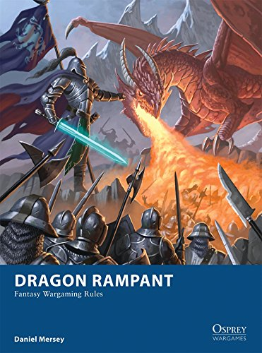 Dragon Rampant: Fantasy Wargaming Rules (Osprey Wargames) ()