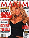 Maxim #49 [January 2002 Issue] Jessica Simpson