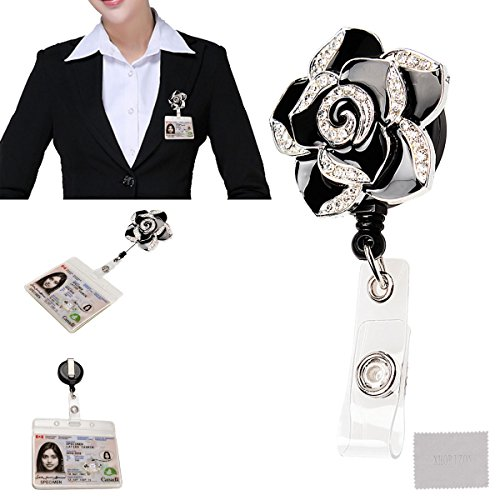 xhorizon-tm-fashionable-hot-black-camellia-rhinestones-floral-flower-cute-lovely-adorable-id-ic-badg