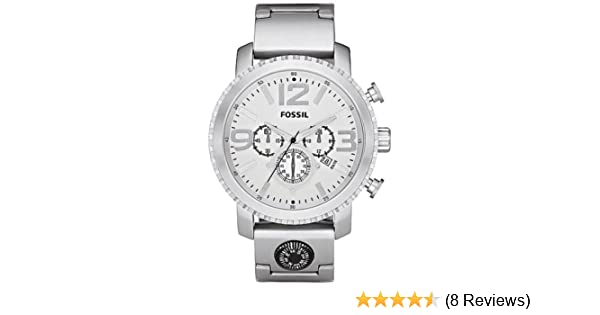 Amazon.com: Fossil JR1227 Gage Plated Stainless Steel Watch: Fossil: Watches
