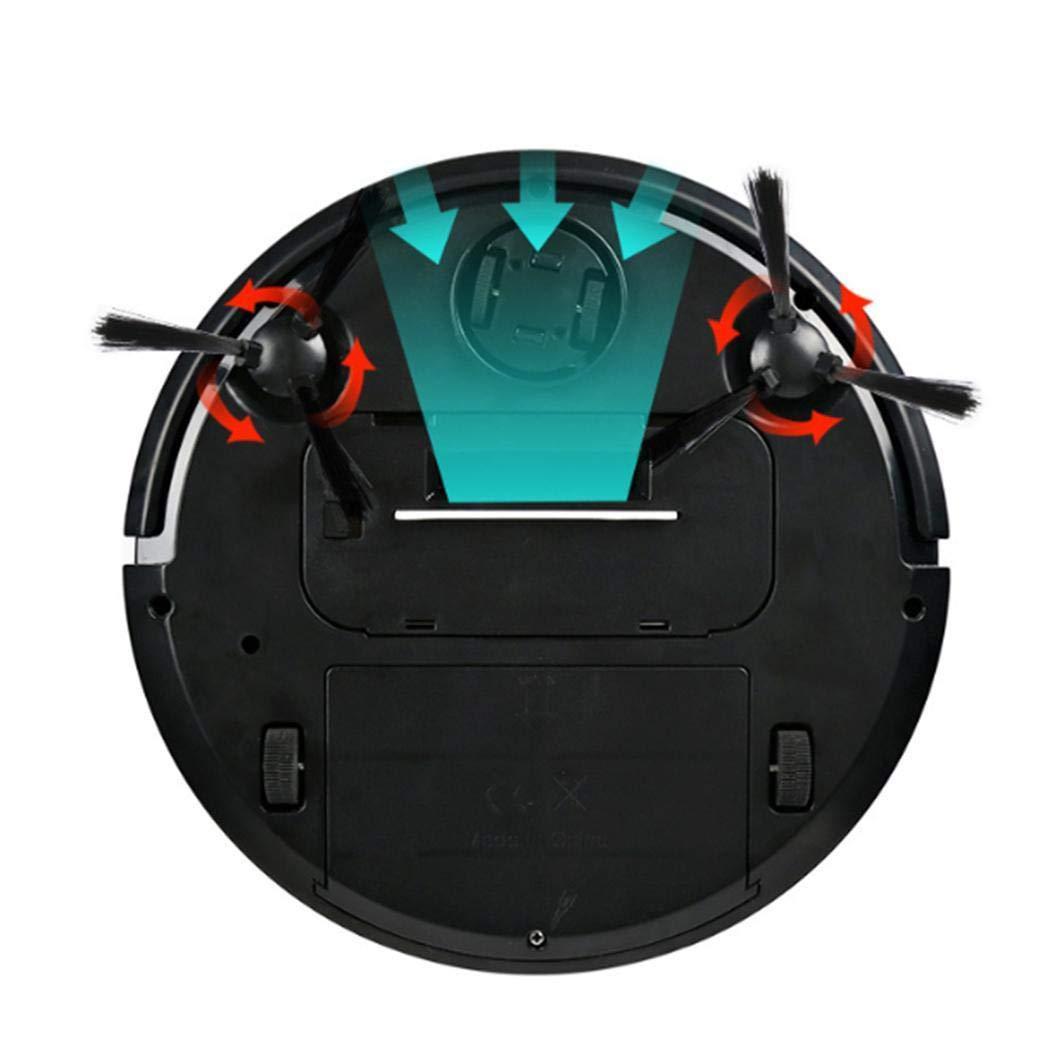 Acecoree Mini Limpiador Automático Robot Aspirado Máquina de Limpieza Barrendero Inteligente de Limpieza: Amazon.es: Hogar