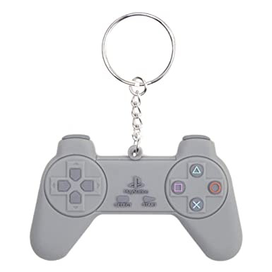 Amazon.com: Oficial Retro PlayStation 1 controlador de goma ...