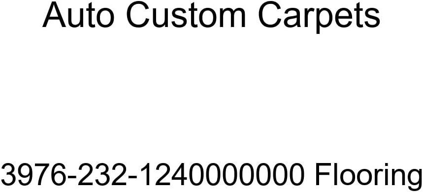 Auto Custom Carpets 3976-232-1240000000 Flooring