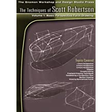 Techniques of Scott Robertson 1: Basic Perspective Form Drawing