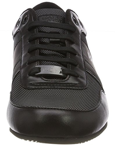 001 Chaussure Schwarz Lighter flash Herren lowp Patron De black 6T8OY8