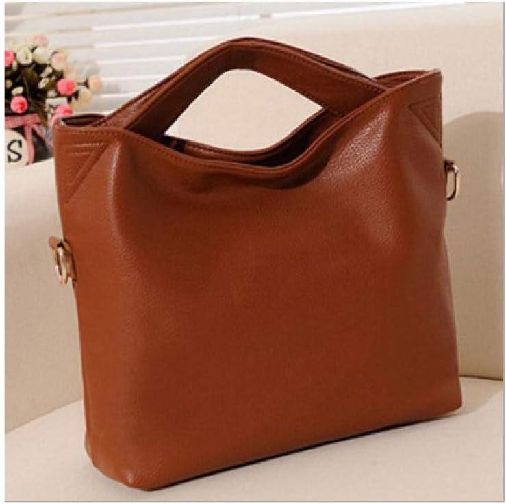 Fashion Leather Handbags Designer Brand Women Messenger Bag Leather Shoulder Bag Ladies Casual Vintage Totes