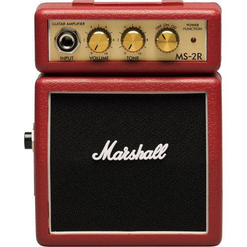 Marshall Mini Stack Series MS-2R Micro Guitar Amplifier - Mini Stack
