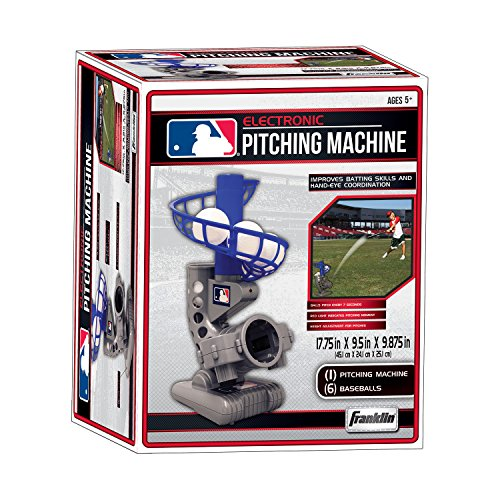 Image of Franklin Sports MLB Electronic Pitching Machine