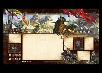 Fantasy Flight Games- Juego de Tronos LCG 2ª Edición - Tapete Caballeros del reino, Color (EDGGTS10): Amazon.es: Juguetes y juegos
