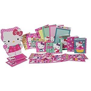 Meri Meri Hello Kitty Stationery Set,