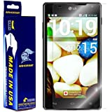 ArmorSuit MilitaryShield - LG Optimus G (AT&T) Screen Protector Shield + Lifetime Replacements