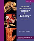 Laboratory Investigations in Anatomy and Physiology, Cat Version 2nd Edition