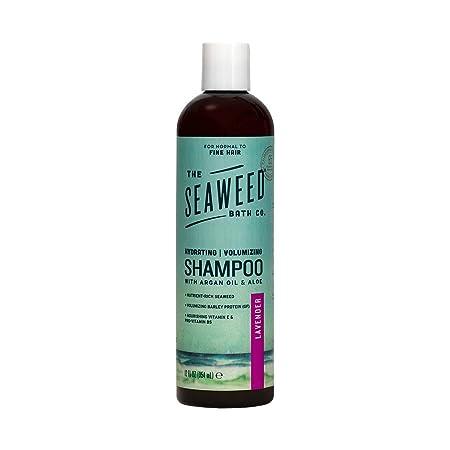 Amazon Com The Seaweed Bath Co Volumizing Lavender Argan Shampoo Beauty