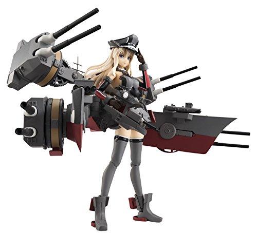 Bandai Tamashii Nations Armored Girls Project KanColle Bismarck DREI KanColle Action Figure