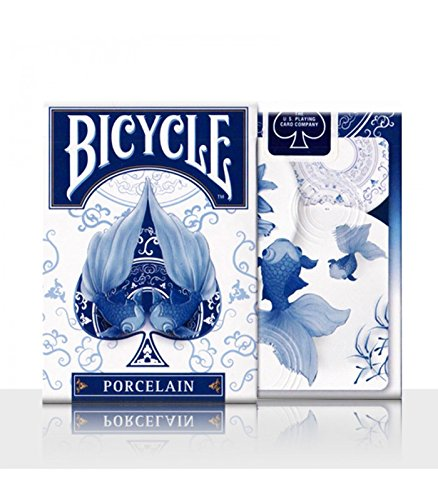 Bicycle Porcelain Playing Cards (Chinese Playing Cards Deck)