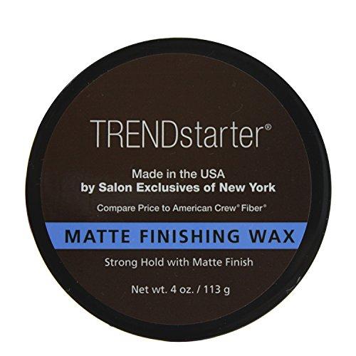 TRENDstarter Matte Fiber Wax, 4 OZ American Crew (Starter Trend)