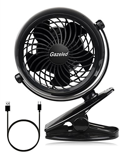 Battery Operated Fan For Stroller - 8