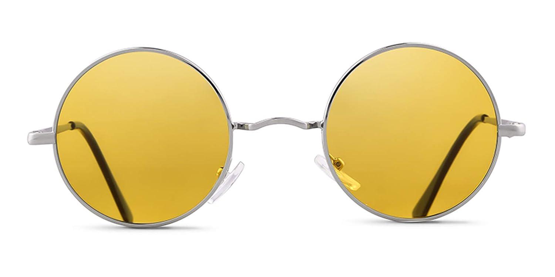 Amazon.com: John Lennon - Gafas de sol retro vintage ...