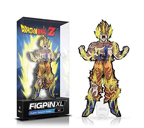 FiGPiN Dragon Ball Z: Super Saiyan Goku - Ball Box 6 Dragon Z