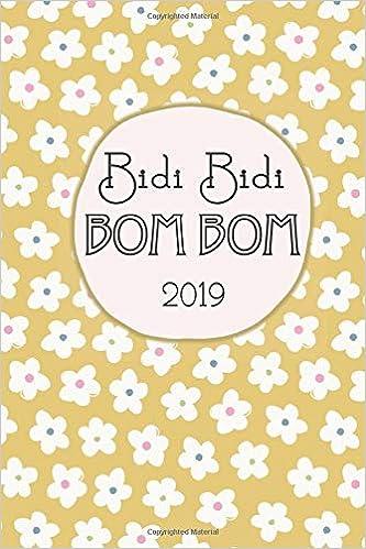 Amazon Com 2019 Bidi Bidi Bom Bom 6x9 Weekly Calendar Selena Quintanilla 9781790450053 Milexico Books