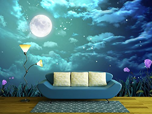 wall26 Self-adhesive Wallpaper Large Wall Mural Series (66″x96″, Artwork – 27)