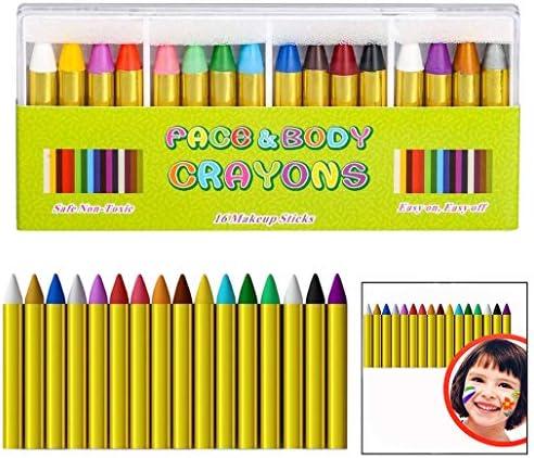 LHKJ Kleurpotloden 16 stuks voor kinderen
