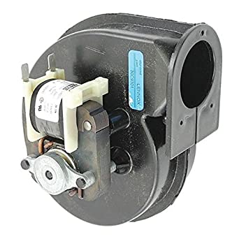 Lennox Induced Purge Blower Assembly 80C93
