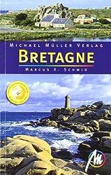 Bretagne: Reisehandbuch mit vielen praktischen Tipps.
