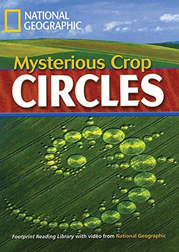 Mysterious Crop Circles: Footprint Reading Library 5 (Footprint Reading Library: Level 5)
