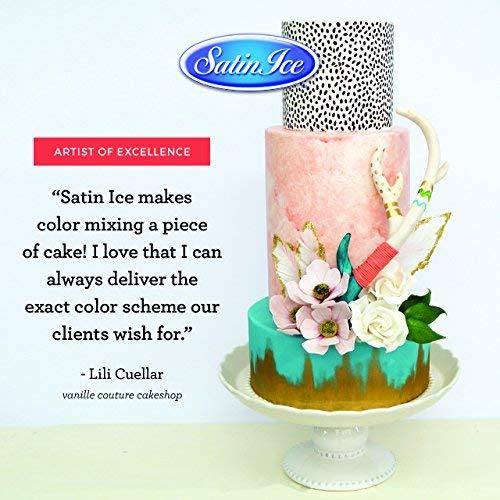 Satin Ice Baby Pink Fondant, Vanilla, 5 Pounds by Satin Ice (Image #5)
