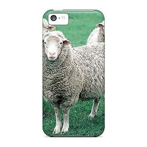 Kallard ALwbrKy2735bafhb Protective Case For Iphone 5c(sheep Tongue Twister)